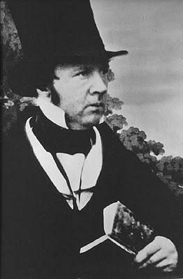 Portrait of William Henry Fox Talbot, Antoanine Claudet, 1844