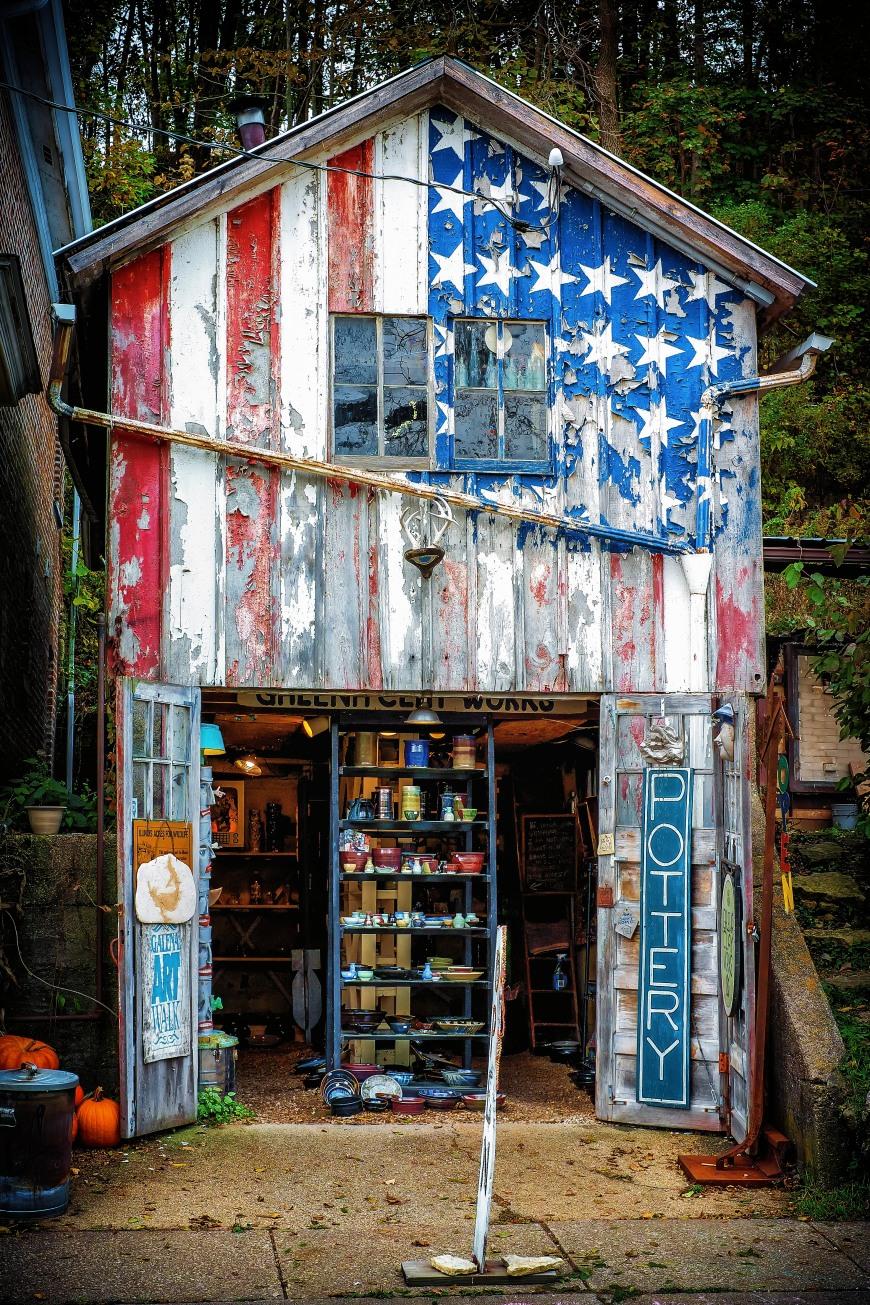 Faded American Dream