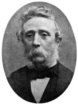 Dr. Richard Leach Maddox, 1871 Photo by J. Thomson