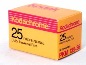 Box of Kodachrome
