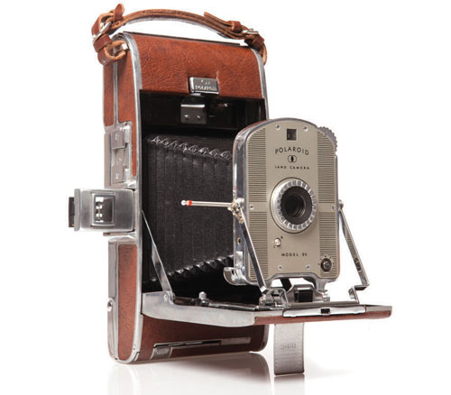 Polaroid Land Camera Model 95