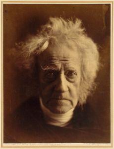 Figure 11:  Sir John Herschel, 1867, Julia Margaret Cameron, Metropolitan Museum of Art, NY