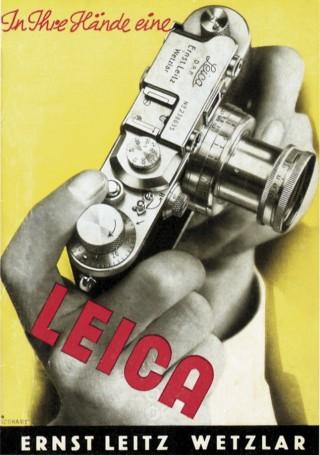 1935 Leica Ad