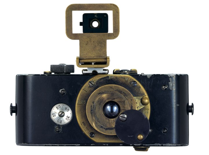 Figure 2:  The original Leica, the Ur-Leica, 1914