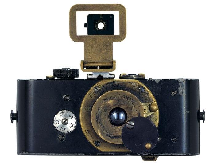 Figure 2:  The original Leica, the Ur-Leica, 1914
