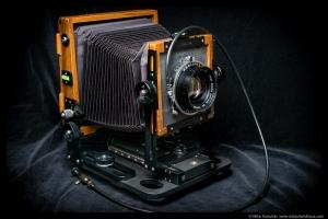 Chamonix 045F1 4x5 Camera