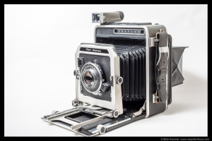 Graflex Super Graphic 4x5