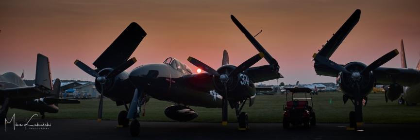 Grumman F7F Tigercat, Fuji X-100F, ISO 200, 1/110 sec at f2.8