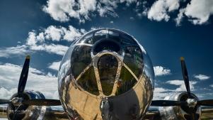 Boeing B-29 Superfortress, Fuji XT-1, ISO 200, 1/420 sec at f10
