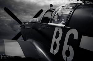 North American P-51 Mustang, Fuji XT-1, ISO 200, 1/240 sec at f8